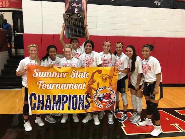 Stephenville Girls Div. 1 Champs